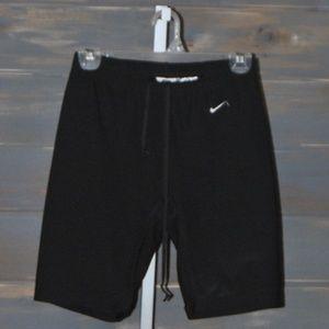 Boy's Nike Fit Black Bike Shorts, Size XL (16-18)